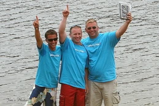 Adam, Matt andWedge